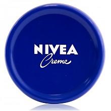 NIVEA 妮维雅 经典蓝罐润肤霜 100ml*10瓶